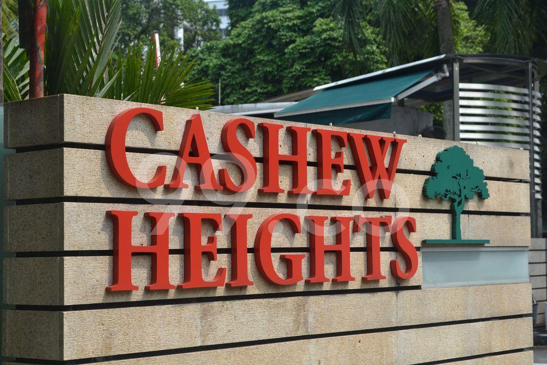 Cashew Heights Condominium  Logo