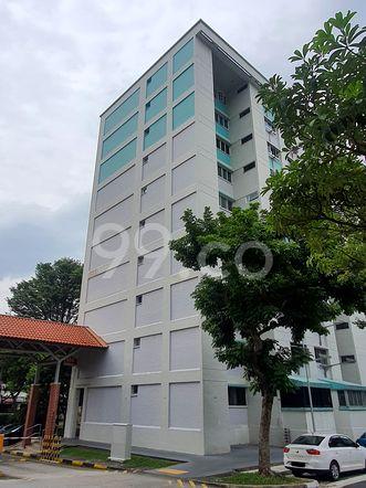 HDB-Hougang Block 503 HDB-Hougang