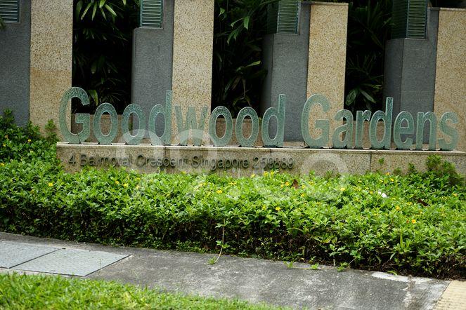 Goodwood Gardens Goodwood Gardens - Logo