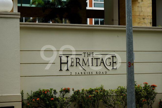 The Hermitage The Hermitage - Logo