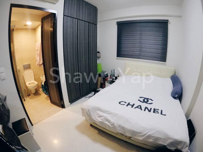 Bedroom 1 with Ensuite Bathroom