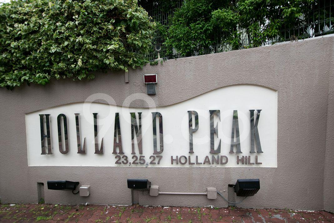 Holland Peak  Logo