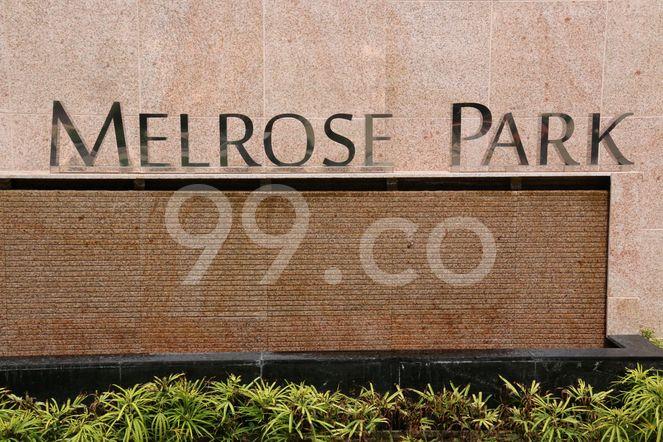 Melrose Park Melrose Park - Logo