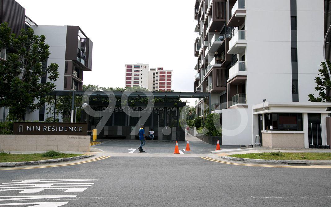 Nin Residence  Entrance