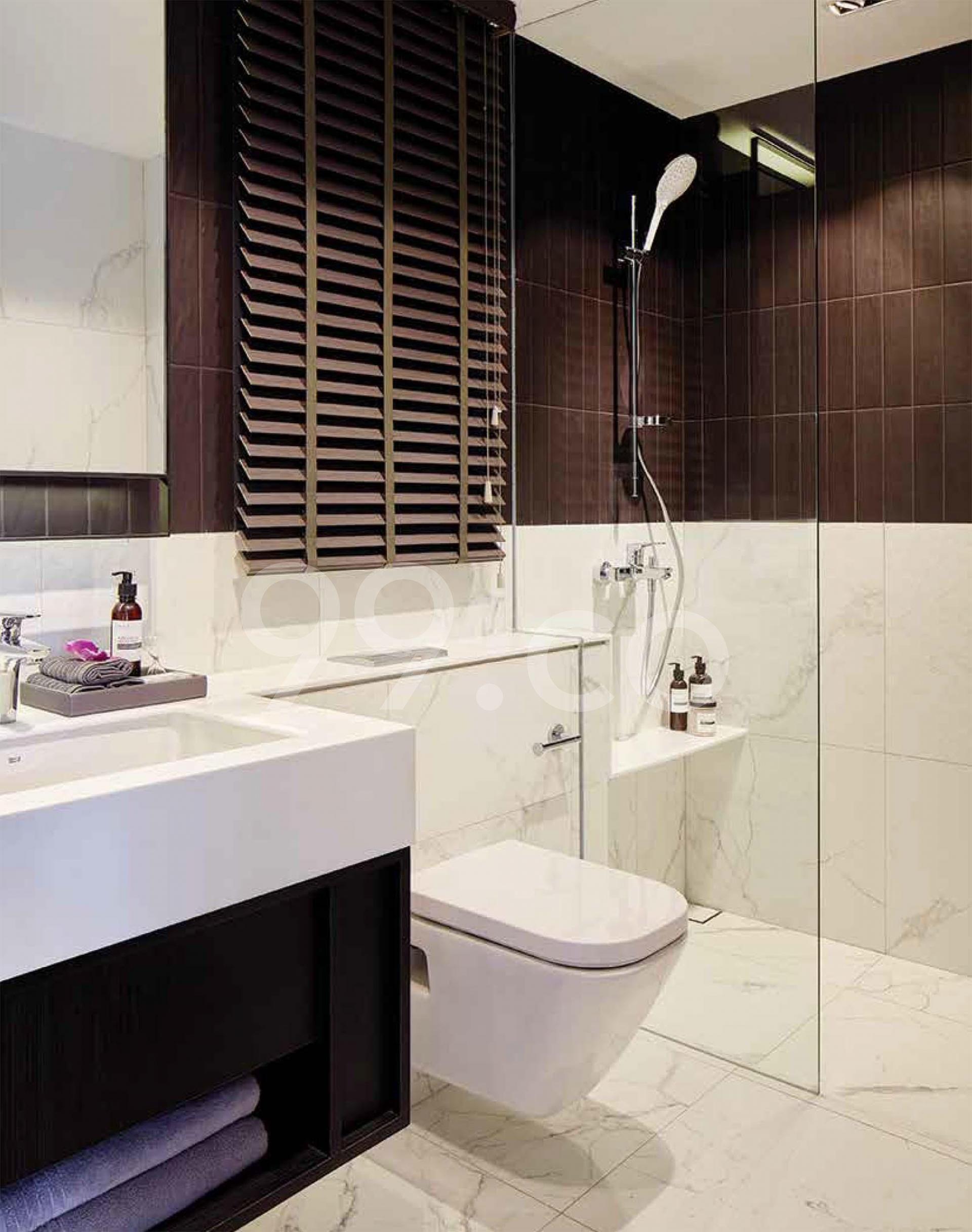 Bukit 828 Bathroom
