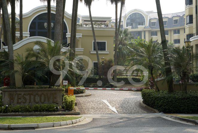 Westcove Condominium Westcove Condominium - Entrance