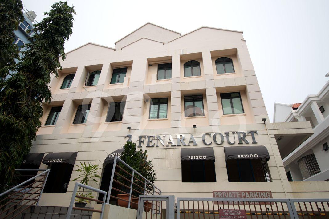 Fenara Court  Elevation