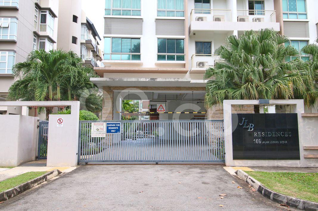 JLB Residences  Entrance