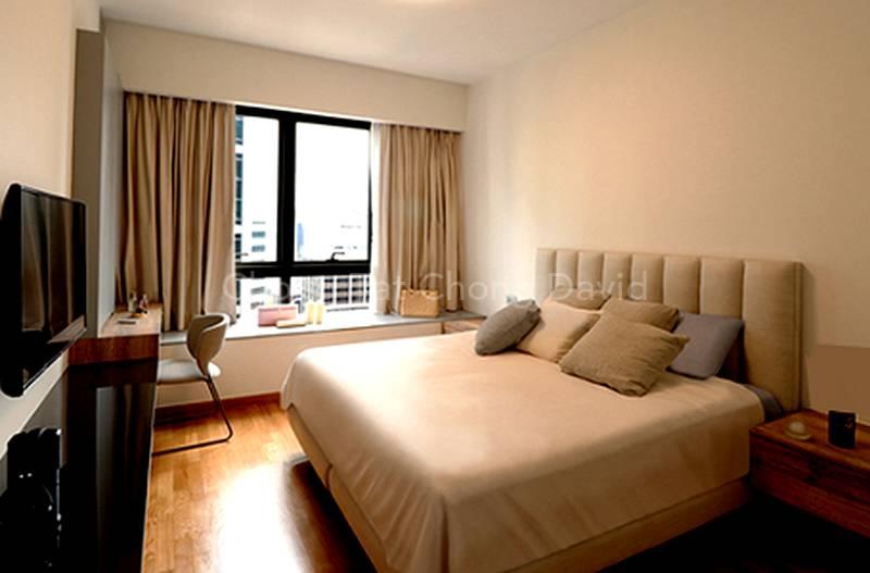 Master Bedroom (show flat)