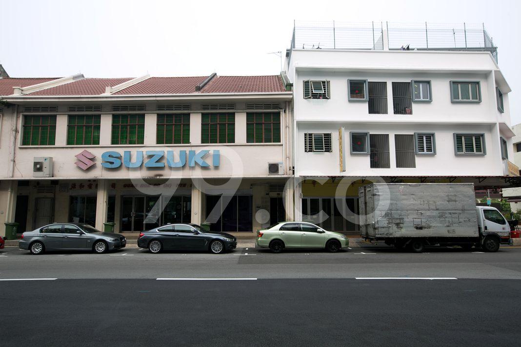 Suites 123  Elevation
