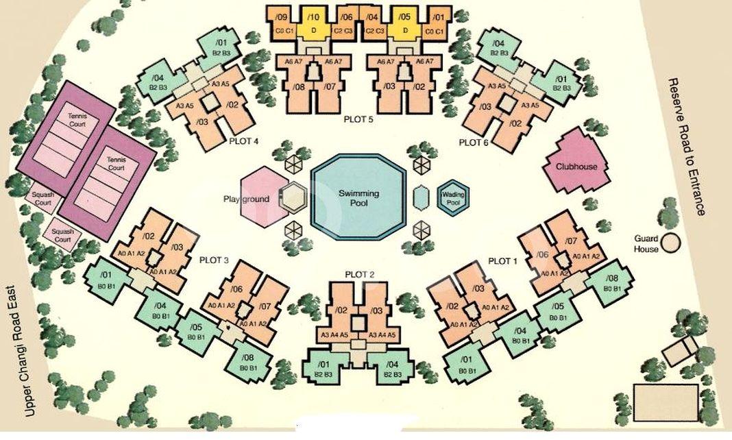 Azalea Park Condominium Condo Prices Reviews Property 99 Co