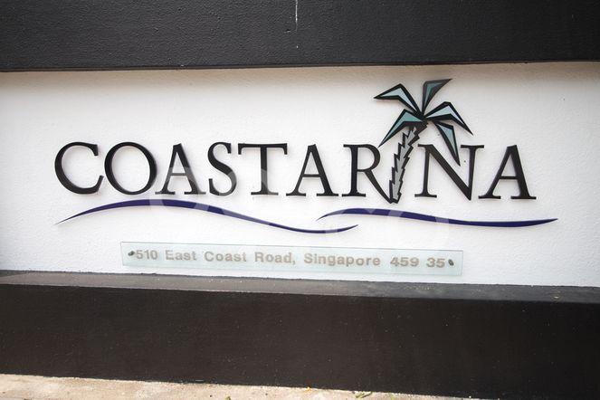 Coastarina Coastarina - Logo