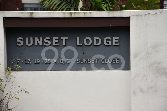 Sunset Lodge Sunset Lodge - Logo