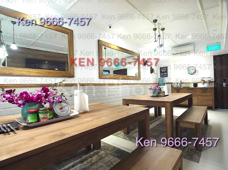 Breakfast Tea Room for Tenants