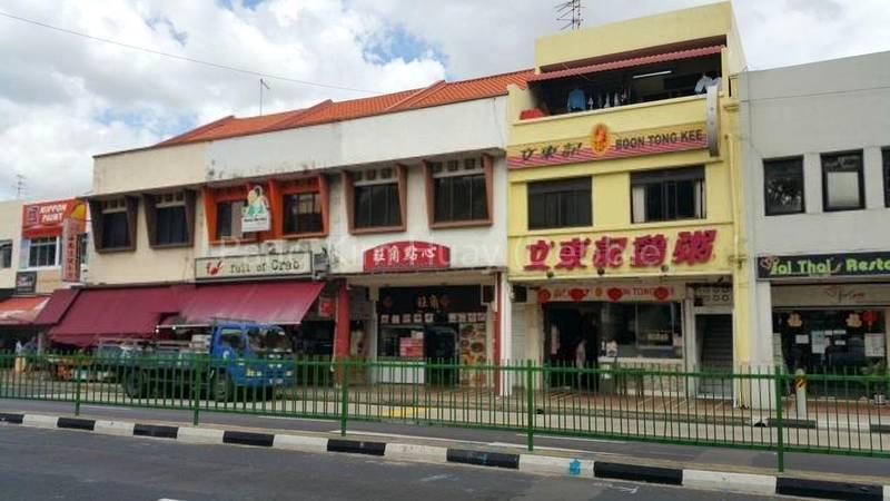 Near Boon Tong kee chicken