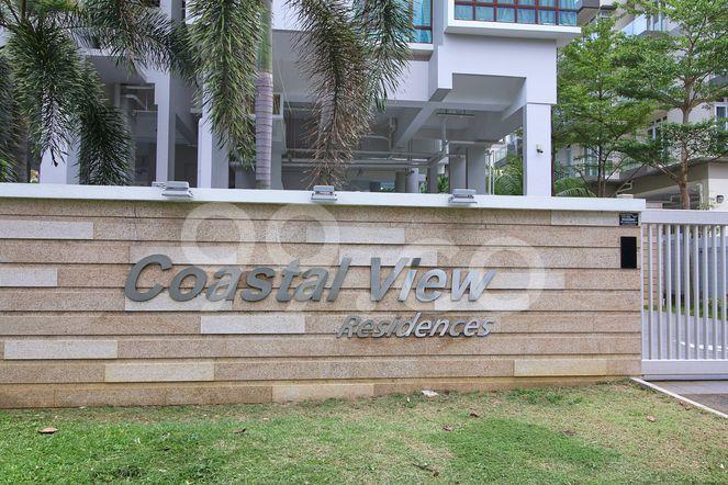 Coastal View Residences Coastal View Residences - Logo