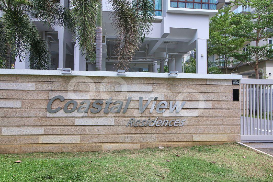 Coastal View Residences  Logo