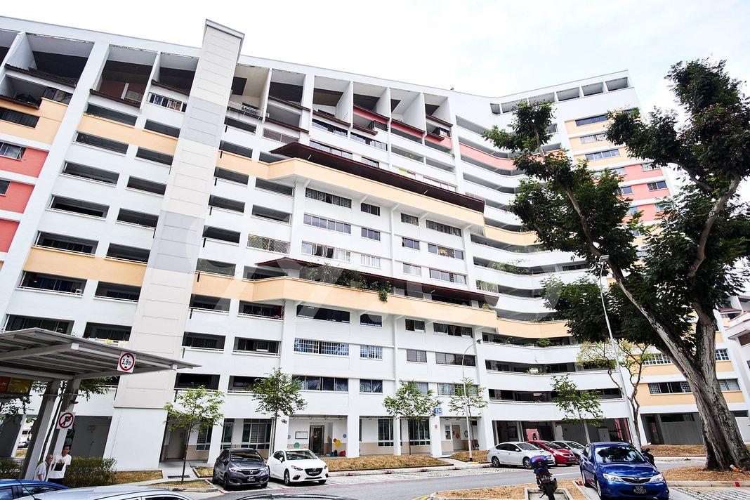 Block 134 Potong Pasir