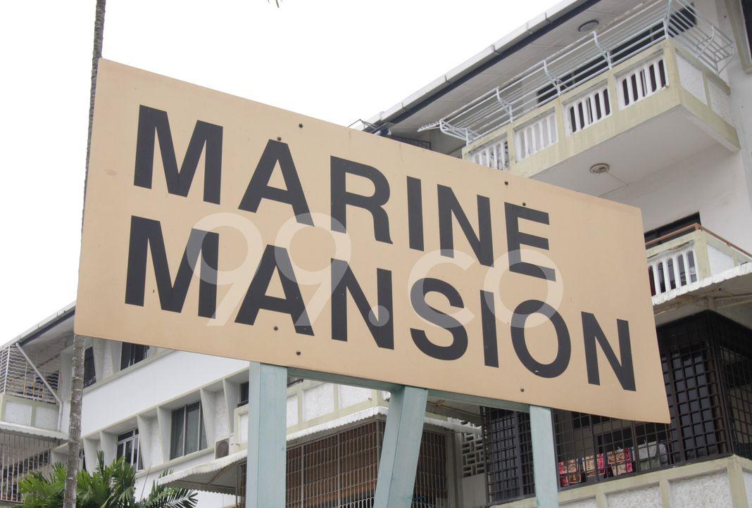 Marine Mansion  Logo