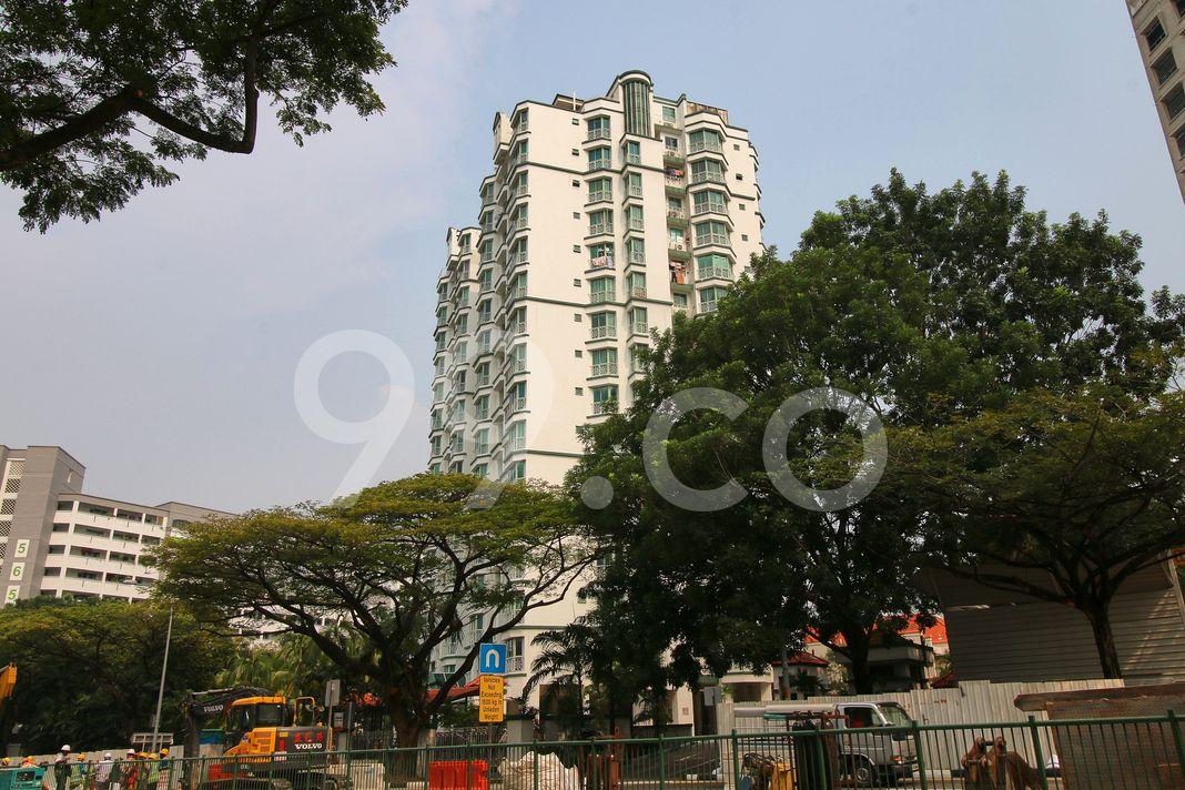 Hougang Green  Elevation