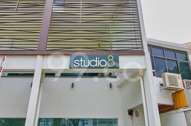 Studio8 Studio8 - Logo