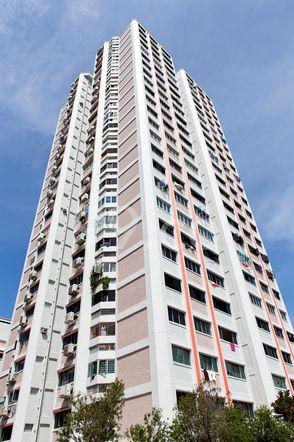 HDB-Jurong East Block 213 Jurong East