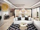 The Santorini Living Room
