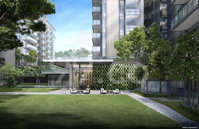Forett @ Bukit Timah Garden