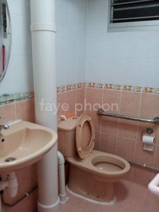 common toilet
