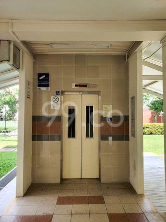 HDB-Hougang Block 314 Lift HDB-Hougang