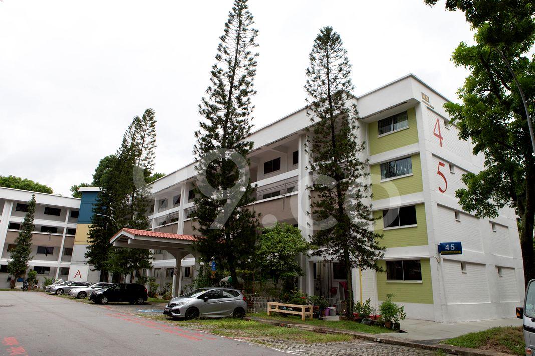 Block 45 Jurong East