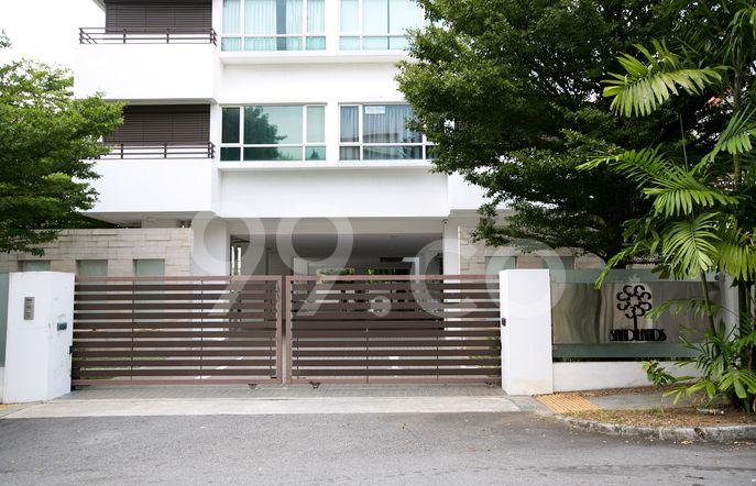 3 @ Sandilands 3 @ Sandilands - Entrance