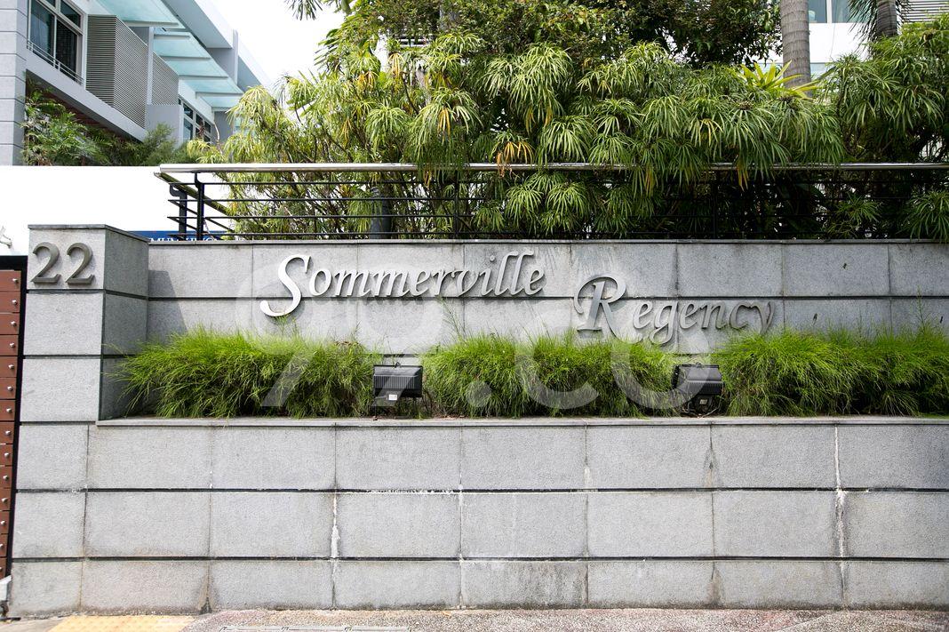 Sommerville Regency  Logo