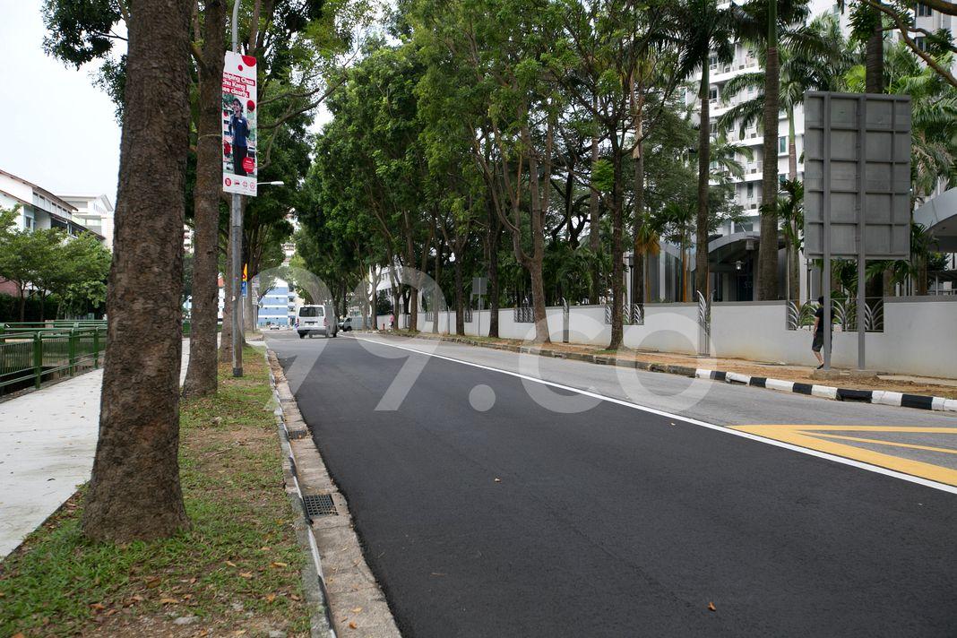 The Madeira  Street