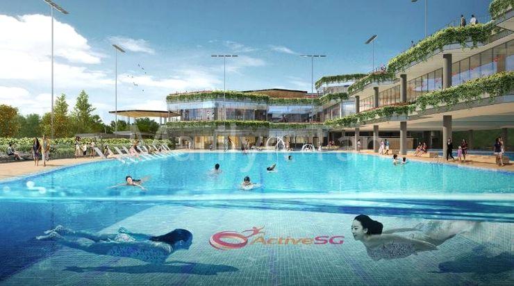 BCIH ActiveSg - Swimming Complex