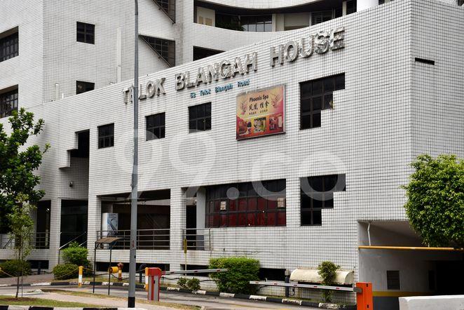 Telok Blangah House Telok Blangah House - Entrance