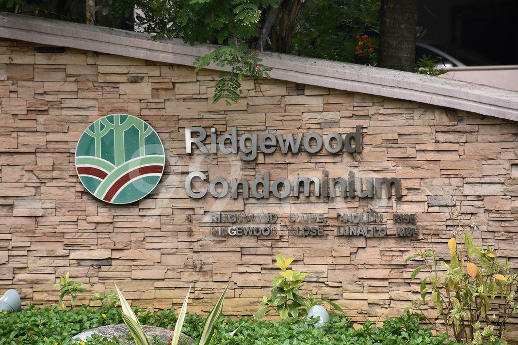 Ridgewood Condominium  Logo