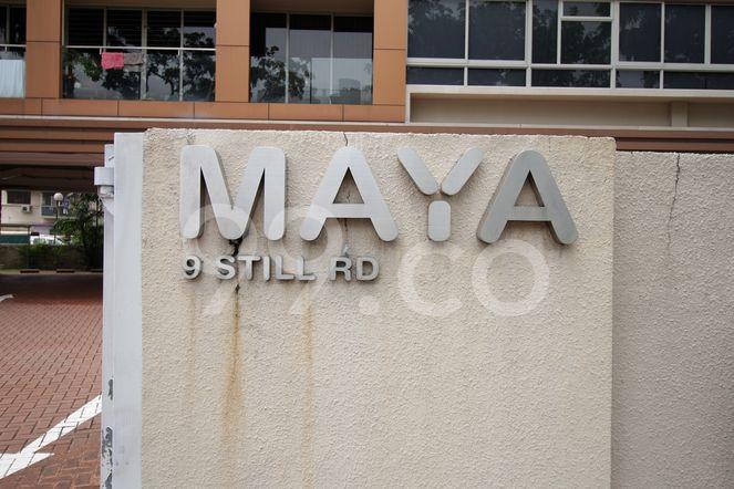 Maya Maya - Logo