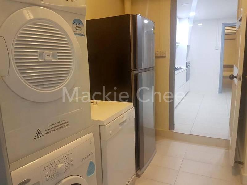 Washer, Dryer, Dishwasher and Fridge