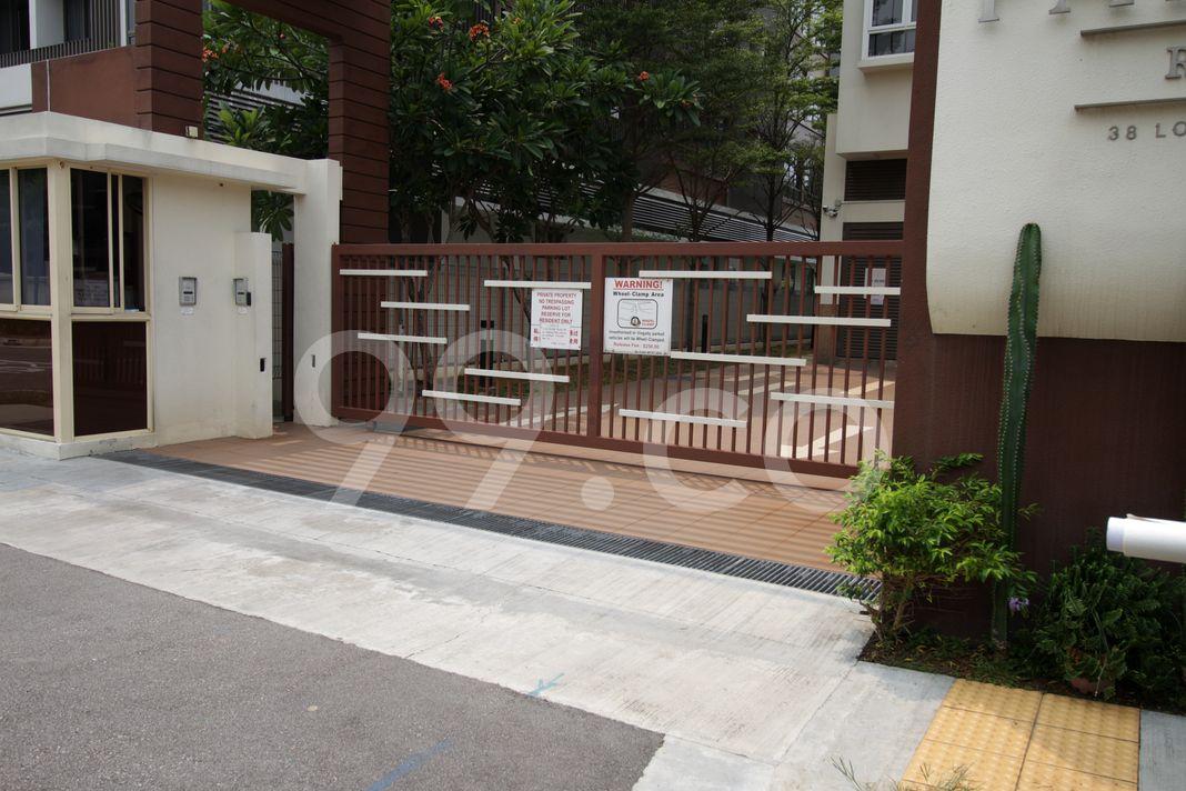 Palmera Residence  Entrance