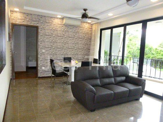 RIVER ISLES, 3 Rms +Study Corner +Patio, Ground Floor  (near Punggol Plaza / Tebing Lane)