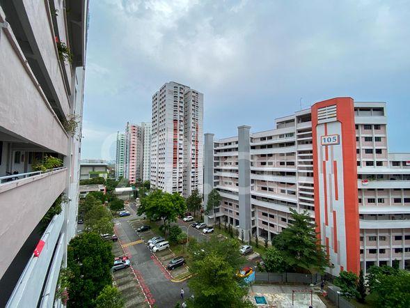 Jurong East Ville Cluster View - Jurong East Ville