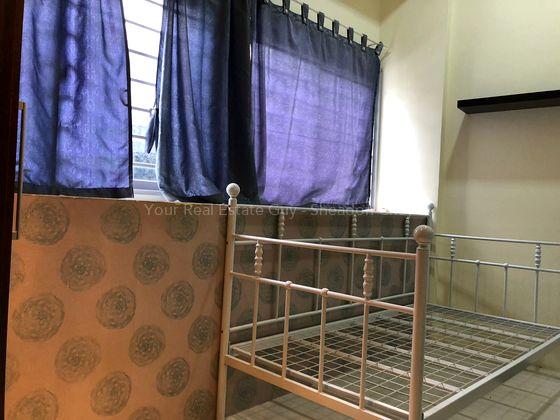 Junior Master Bedroom View #1