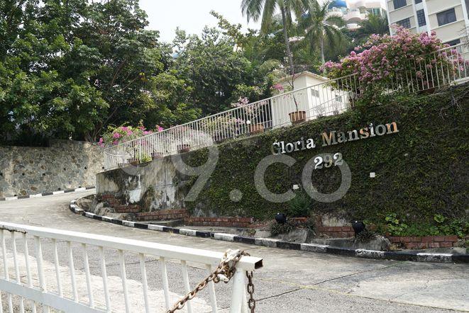 Gloria Mansion Gloria Mansion - Entrance