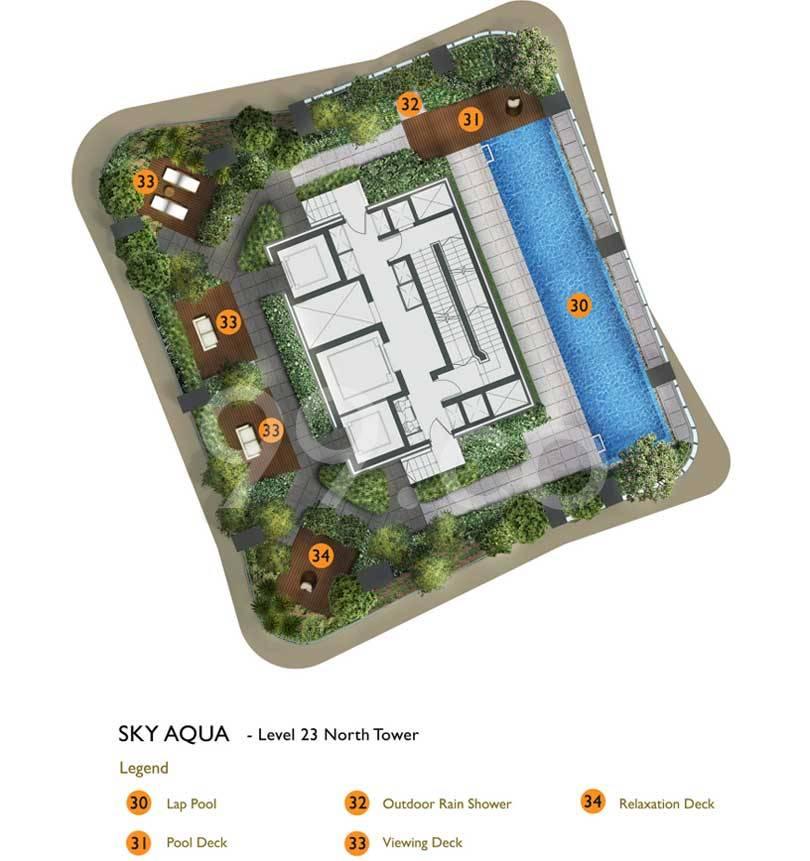 New Futura site plan
