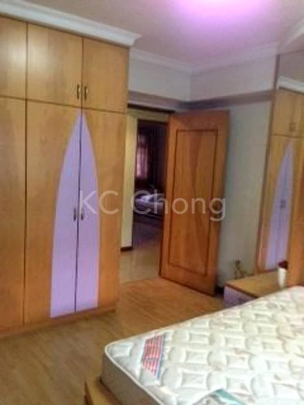 Blk 285B Toh Guan Rd Master Bedroom