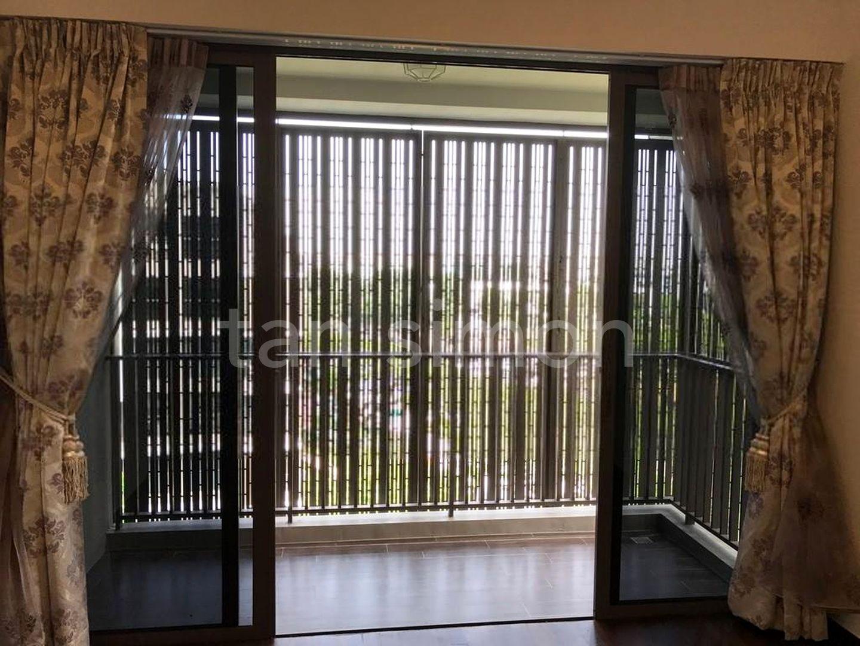 Junior Master bedroom balcony