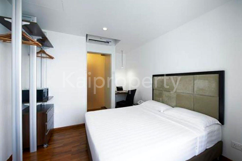 Fully Furnished Bedroom