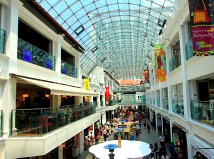 Shopping Mall - Amenities