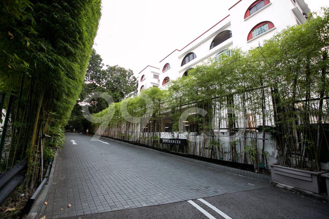 Belle Vue Residences  Entrance